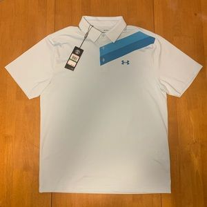 NWT ~ Under Armour Playoff Polo 2.0